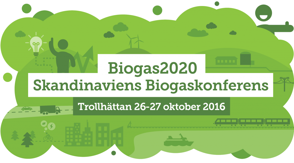 Skandinaviska Biogaskonferensen 2016