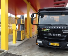 Kritisk niveau: Danmark er en gasørken