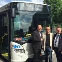 Nå kan du kjøre buss på biogass