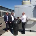 Nordjyllands største biogasanlæg er åbnet i Vrå