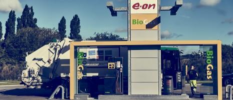 Indvielse af ny biogastankstation + Roadshow