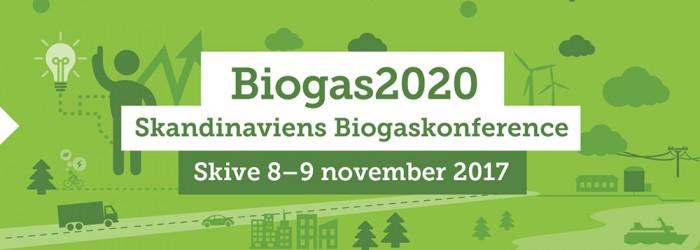 Skandinaviens Biogaskonference 2017