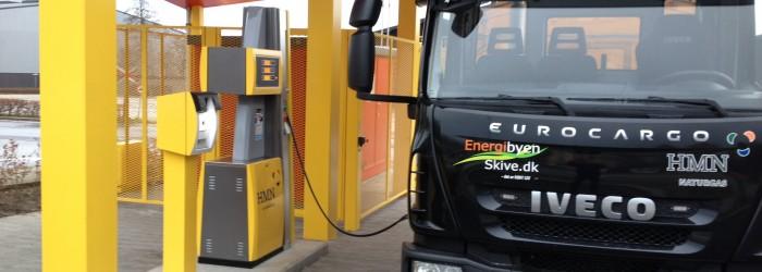 Roadshowet Biogas til Transport: Biogas til renovationskørsel og andre transporter – Vejle