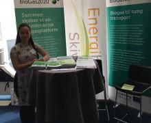 Biogas2020 projektet præsenteres til Gastekniske Dage i Billund