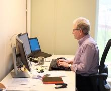 Den norske forskeren Jon Hovland kan ha revolusjonert transport av biogass