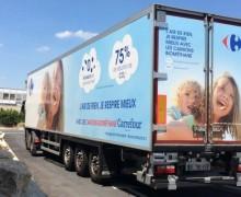 Fransk matvaregigant satser på biogass