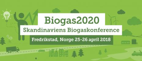Skandinavias Biogasskonferanse 2018