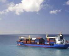 Verdens største containerskib skal sejle på gas