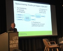 Biogass for Dummies  – eit studentperspektiv på nerdanes forenkling