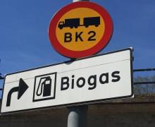 Mer än 500 nya biogasfordon på vägarna
