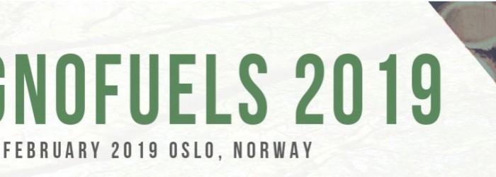 Lignofuels 2019 in Oslo